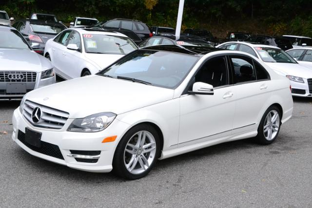 2012 mercedes benz c class c300 sport 4matic awd 4dr sedan in peabody allston andover automall. Black Bedroom Furniture Sets. Home Design Ideas
