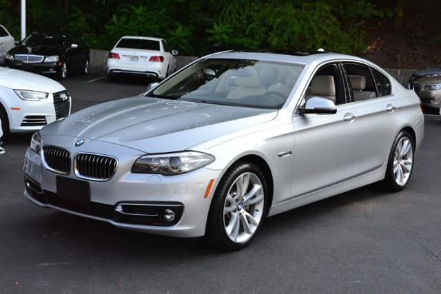 2014 Bmw 5 Series AWD 535i xDrive 4dr Sedan In Peabody MA