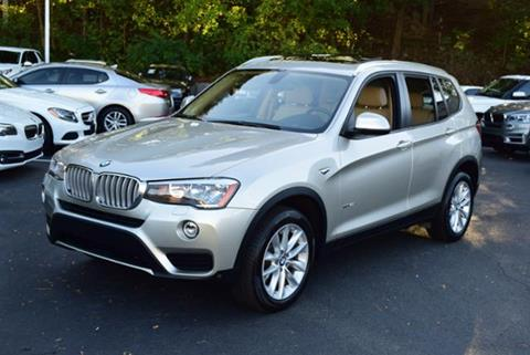 2015 BMW X3 for sale in Peabody, MA