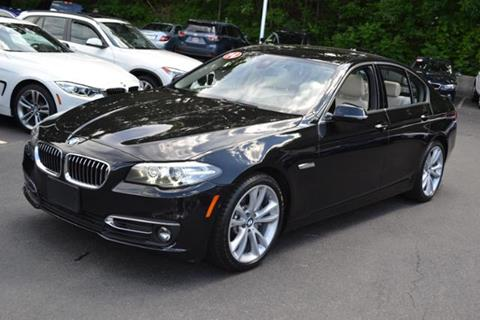 2014 BMW 5 Series for sale in Peabody, MA