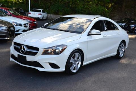 2015 Mercedes-Benz CLA for sale in Peabody, MA