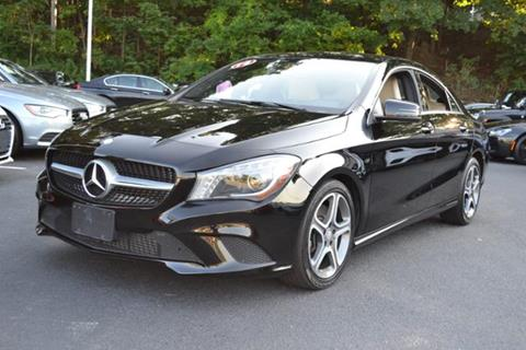 2014 Mercedes-Benz CLA for sale in Peabody, MA