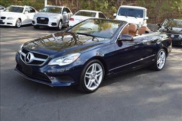 2014 Mercedes-Benz E-Class for sale in Peabody, MA