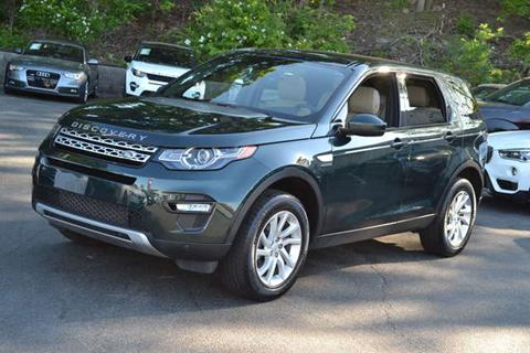 2016 Land Rover Discovery Sport for sale in Peabody, MA