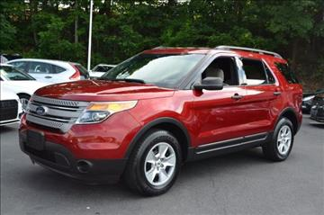 2014 Ford Explorer for sale in Peabody, MA