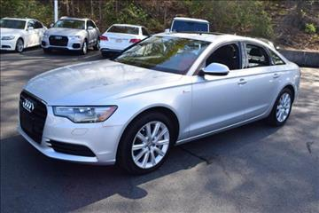 2014 Audi A6 for sale in Peabody, MA