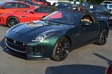2014 Jaguar F-TYPE for sale in Peabody, MA