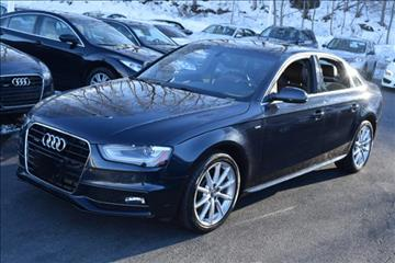 2014 Audi A4 for sale in Peabody, MA
