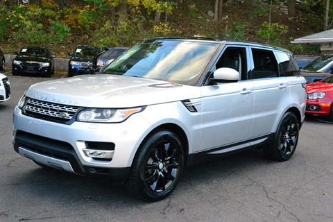 2015 Land Rover Range Rover Sport for sale in Peabody, MA
