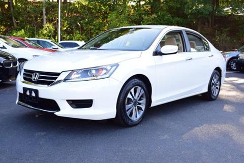 2013 Honda Accord for sale in Peabody, MA