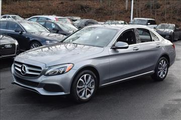 2015 Mercedes-Benz C-Class for sale in Peabody, MA