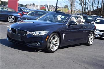 2014 BMW 4 Series for sale in Peabody, MA