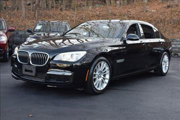 2013 BMW 7 Series for sale in Peabody, MA