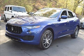 2017 Maserati Levante for sale in Peabody, MA