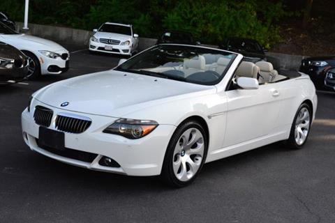 2007 BMW 6 Series for sale in Peabody, MA