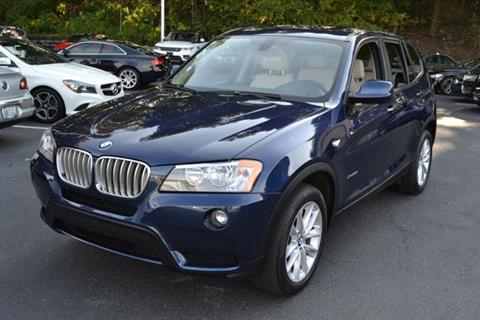 2014 BMW X3 for sale in Peabody, MA