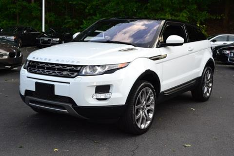 2015 Land Rover Range Rover Evoque Coupe for sale in Peabody, MA