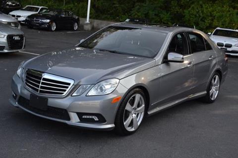 2011 Mercedes-Benz E-Class for sale in Peabody, MA