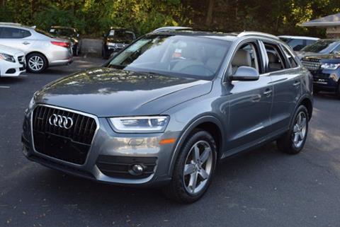 2015 Audi Q3 for sale in Peabody, MA