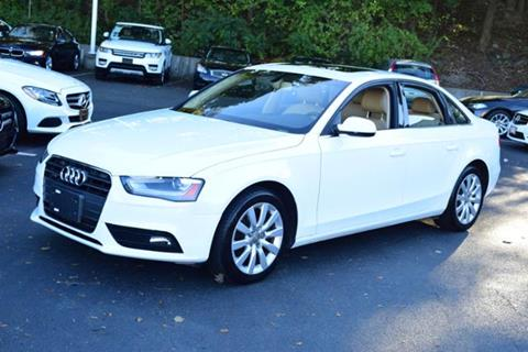 2013 Audi A4 for sale in Peabody, MA