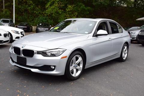2015 BMW 3 Series for sale in Peabody, MA