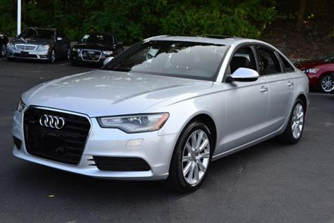 2015 Audi A6 for sale in Peabody, MA