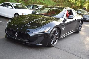 2013 Maserati GranTurismo for sale in Peabody, MA