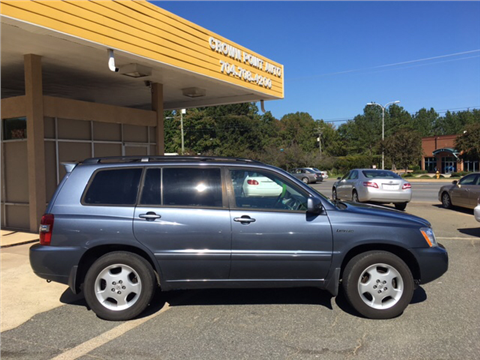 2006 Toyota Highlander for sale in Charlotte, NC