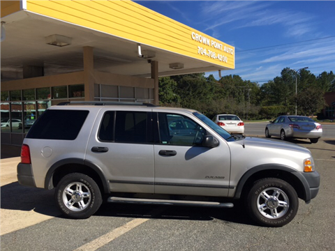 2004 Ford Explorer for sale in Charlotte, NC