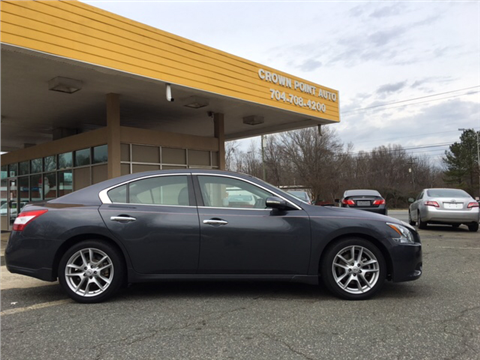 2009 Nissan Maxima for sale in Charlotte, NC