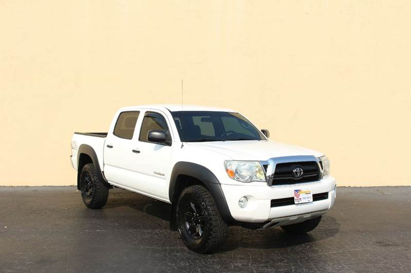 2008 toyota tacoma 4x2 prerunner v6 4dr double cab 5 0 ft sb 5a in doraville ga el compadre. Black Bedroom Furniture Sets. Home Design Ideas
