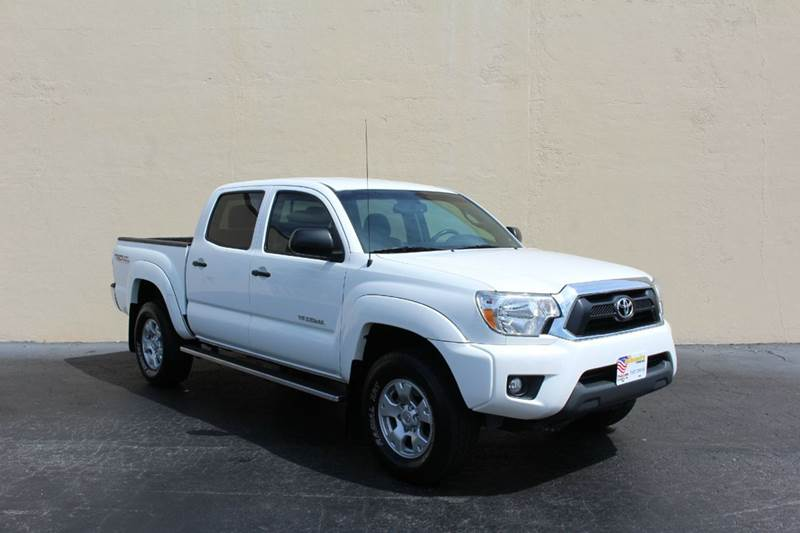 2013 toyota tacoma 4x2 prerunner v6 4dr double cab 5 0 ft sb 5a in doraville ga el compadre trucks. Black Bedroom Furniture Sets. Home Design Ideas