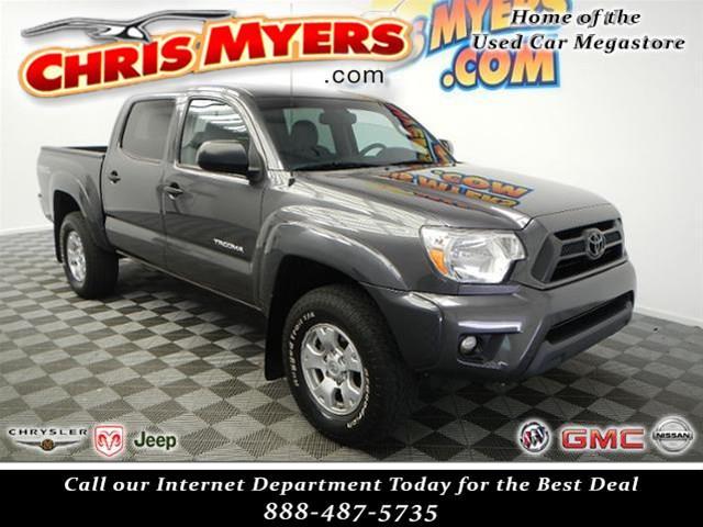 2012 Toyota Tacoma Daphne Al