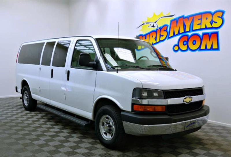 2016 Chevrolet Express Passenger For Sale In Daphne AL