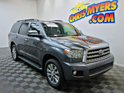 2014 Toyota Sequoia for sale in Daphne, AL