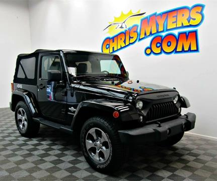 Chris Myers Auto Mall >> Used Jeep For Sale in Daphne, AL - Carsforsale.com®