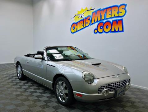2004 Ford Thunderbird for sale in Daphne, AL
