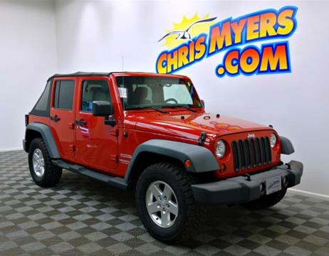 2012 Jeep Wrangler Unlimited for sale in Daphne, AL