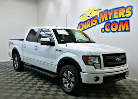 Chris Myers Auto Mall >> Used Ford Trucks For Sale in Daphne, AL - Carsforsale.com