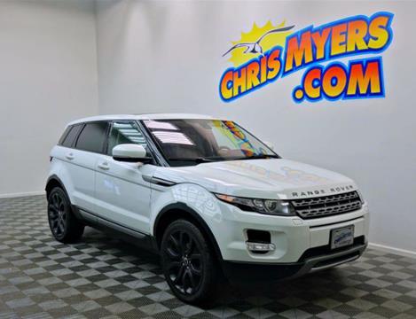 2012 Land Rover Range Rover Evoque for sale in Daphne, AL