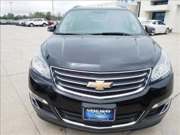 2016 Chevrolet Traverse for sale in Coon Rapids, IA