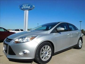 2012 Ford Focus for sale in Coon Rapids, IA