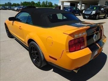 2008 Ford Shelby GT500 for sale in Coon Rapids, IA