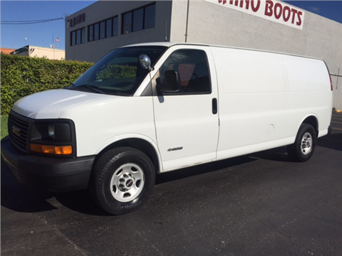 2007 GMC Savana Cargo for sale in Miami, FL