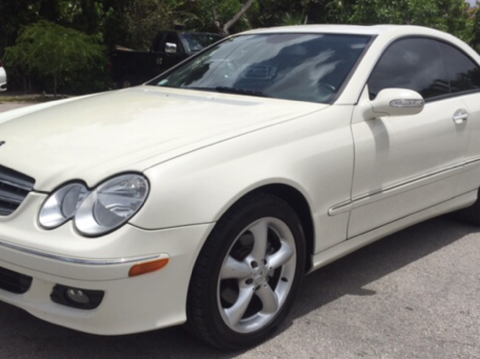 2009 Mercedes-Benz CLK for sale in Miami, FL