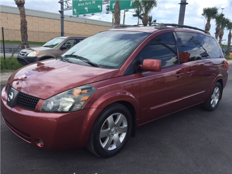 Nissan quest for sale miami fl for Selective motor cars miami
