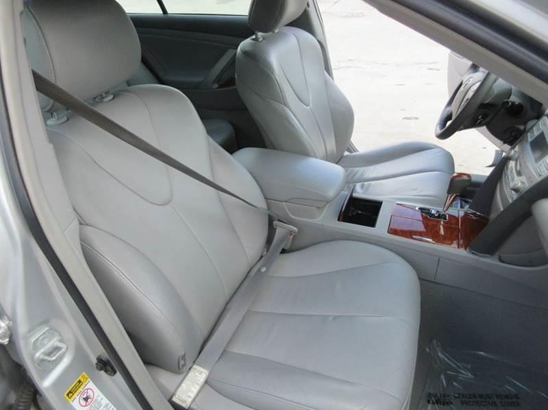 2008 Toyota Camry XLE V6 4dr Sedan 6A - Punta Gorda FL