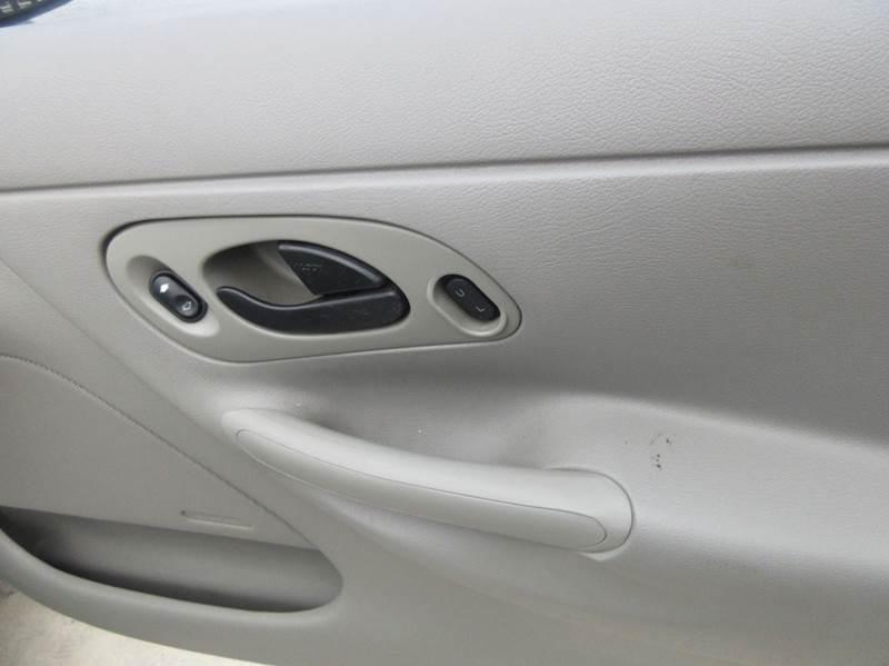 2000 Ford Contour SE 4dr Sedan - Punta Gorda FL