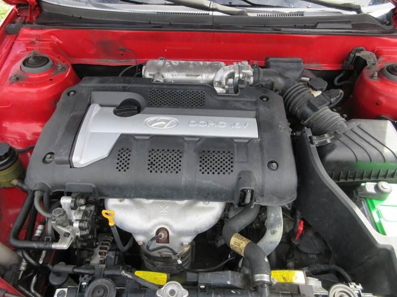 2005 Hyundai Elantra GLS 4dr Sedan - Punta Gorda FL