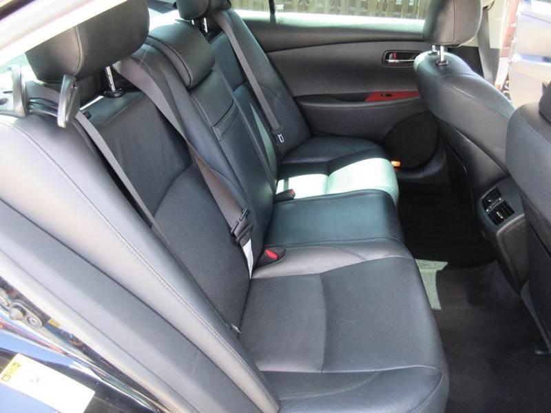 2007 Lexus ES 350 4dr Sedan - Punta Gorda FL